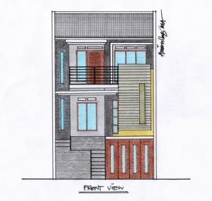 model rumah minimalis ukuran 9x10 - model rumah 2019
