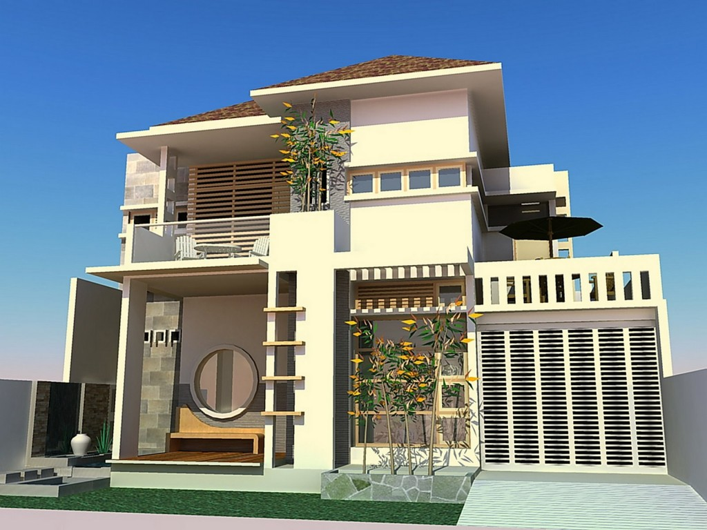 desain rumah minimalis 6