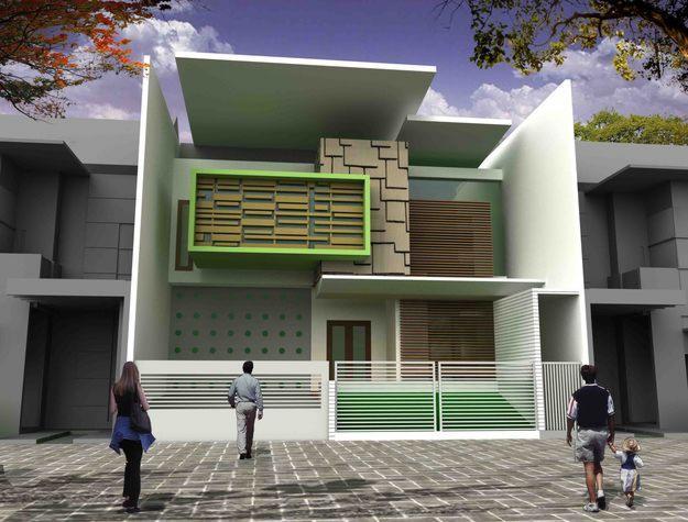 Desain rumah Minimalis yang Cocok