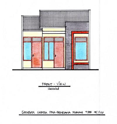 Desain Rumah Minimalis 45