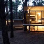 Desain Rumah Kayu Minimalis Modern 2012