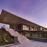 Desain Rumah Minimalis Artistic Art Gallery Brasil