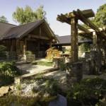 Desain Rumah Minimalis Batu Alam Dan Kayu Alam Pada Interior-Eksterior