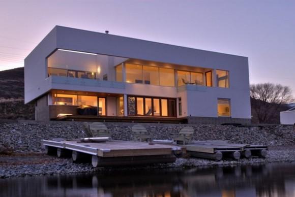 Desain Rumah Minimalis Kanada