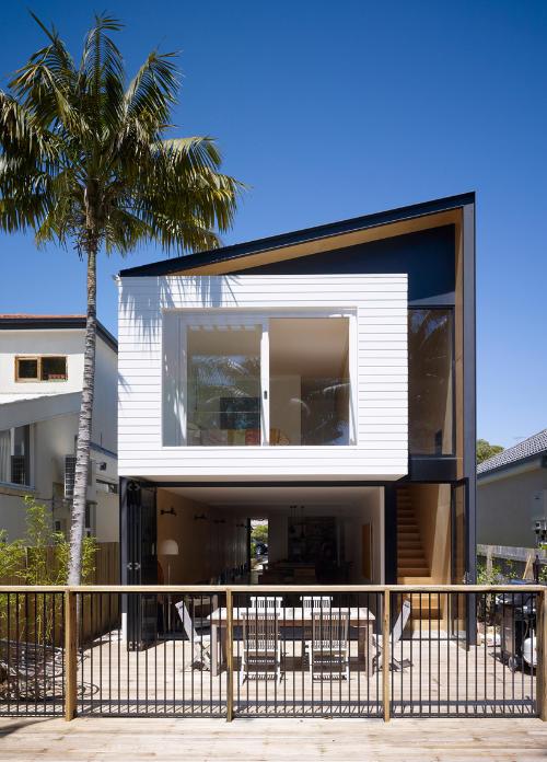 Desain Rumah Minimalis Milner Schmukler by Tribe Studio Architects & desain rumah mininalis | Kontraktor renovasi rumah dengan Biaya ...