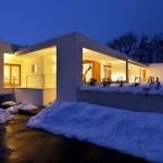Desain Rumah Minimalis Modern Italy Gaya Horizontal