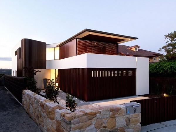 Desain Rumah Minimalis Modern Masyarakat Sub Urban Sydney & Desain rumah minimalis | Kontraktor renovasi rumah dengan Biaya ...