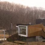 Desain Rumah Unik Modern Minimalis di Lembah Heyri Art