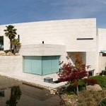 Rumah Minimalis Modern Stylish Pozuelo Madrid by A-Cero