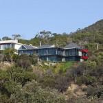 Rumah Minimalis Modern dengan perspektif yang unik