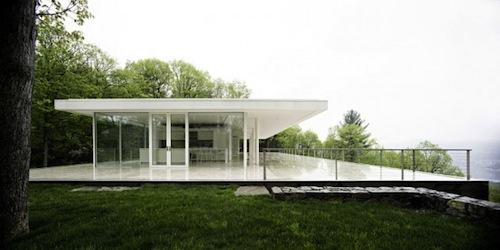 Rumah minimalis Olnick Spanu House New York by Alberto CB