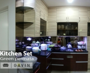 Kitchen Set Mewah