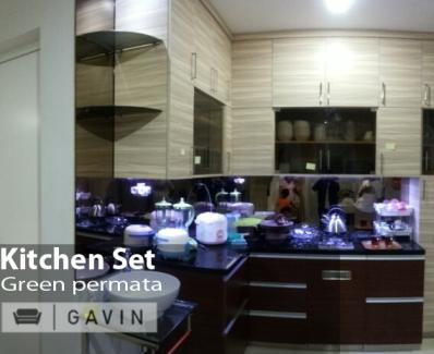 Kitchen Set Mewah yang Akan Mengubah Tampilan Dapur Anda