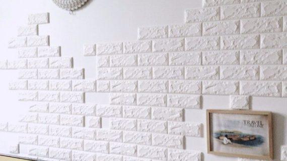 Dinding 3D Panel Membuat Hunian Tampil Makin Cantik