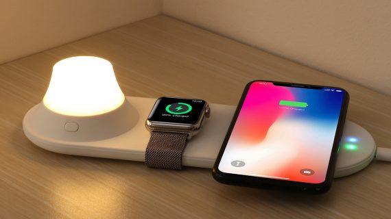 Hunian Tampil Futuristik Dengan Lampu Nirkabel