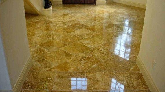 Percantik Rumah Dengan Lantai Marmer